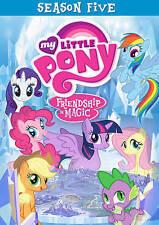 My Little Pony: Friendship Is Magic - Season Five (DVD, 2016, 4-Disc Set)