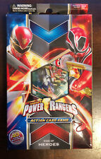 2013 Power Rangers Action Card Game Rise of Heroes Starter Set New Sealed