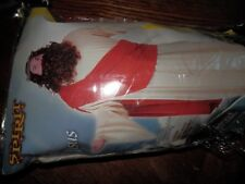 Jesus Costume, Spirit Co. Fits Extra Large, Up to 300 Lbs, Pre Owned