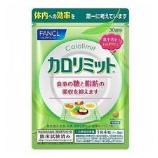 FANCL Japan Calorie Limit Diet Supplement 120 Tablets