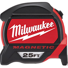 Milwaukee 48-22-7125 25ft Magnetic Tape Measure