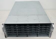 "Supermicro CSE-847 4U 36x 3.5"" HDD Bay Server Chassis No PSU & Caddy"