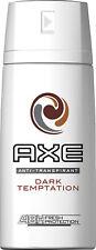 3x AXE Fresh Protección Oscuro Temptation Desodorante For Men Cada 150ml 48h
