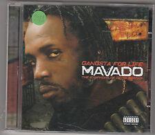 MAVADO - gangsta for life CD