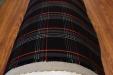 German plaid automotive seat upholstery fabric-matches Vw Golf vehicles
