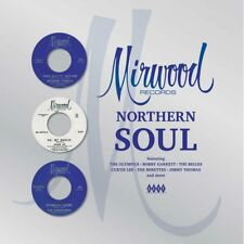 """MIRWOOD RECORDS NORTHERN SOUL  """"14 OUTSTANDING STOMPIN' SOUL DANCERS"""""""