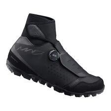 Shimano MW7 Mountain Bike BOA MTB Winter Shoes Black MW701 - 47 (US 11.8)