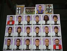 FIGURINE CALCIATORI PANINI 2006-07 SQUADRA PARMA CALCIO FOOTBALL ALBUM