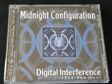 Midnight Configuration - Digital Interference (Gothic Industrial Rock CD)