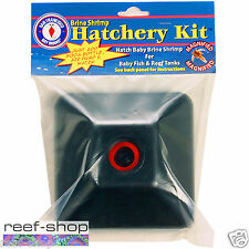 Live Brine Shrimp Hatchery Kit San Francisco Bay Brand FREE USA SHIPPING