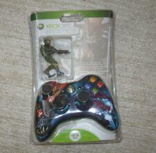 Halo 3 Wireless Controller Covenant Limited Edition Microsoft Xbox 360 Todd McFa