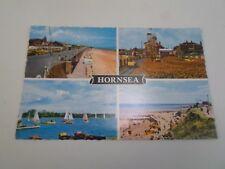 Vintage Postcard Bamforth Color Gloss View Series HORNSEA Multi-View   §A154