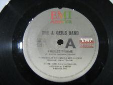 The J. Geils Band - Freeze-frame