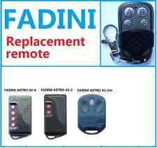 FADINI ASTRO 43 piccolo 43/2T P43/2T 43/4T Garage Door Remote Control