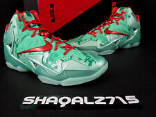 NIKE AIR LEBRON 11 XI CHRISTMAS Holiday Pack DS 616175- 301 New in Box SIZE 11