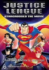 Justice League: Starcrossed - The Movie - Carl Lumbly NEW R4 DVD