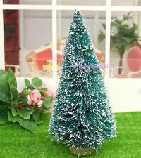 "1:12 Dollhouse Miniature Christmas Tree X'mas Decoration H:6 3/4"" OP042D"