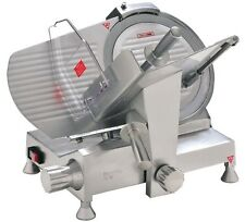 """Sale Special Quattro 12"""" - 300mm Meat Slicer + Emergency Stop"""