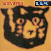 Monster by R.E.M. (CD, Sep-1994, Warner Bros.)