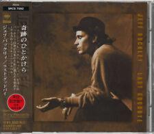 Last Goodbye by Jeff Buckley - Japan Import CD Single - Live - Hank Williams