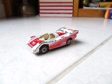Porsche 956 #19 Mc Toy Mctoy 1/60 miniature jouet ancien