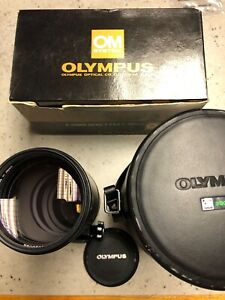 Olympus Zuiko 300mm f4.5 lens