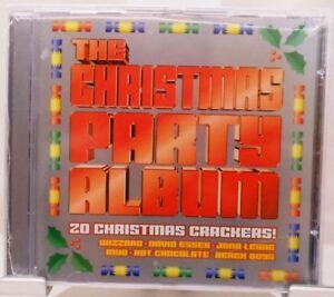 The Christmas Party Album + CD + Weihnachten + Stimmungsvolles Weihnachtsalbum +