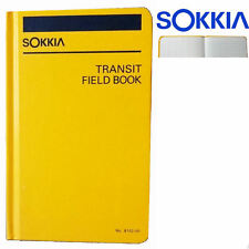 New Sokkia 815200 Transit Field Book