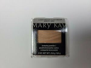Mary Kay Bronzing Powder Light to Medium #069076 - Brand New In Package