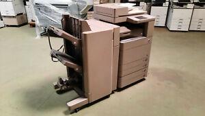 Canon ADV C 5030i Kopierer-Drucker-Scanner mit Broschürenfinisher