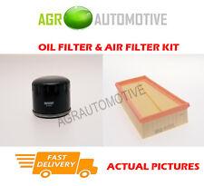 DIESEL SERVICE KIT OIL AIR FILTER FOR RENAULT MEGANE 1.5 103 BHP 2003-08