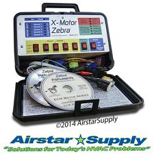 Variable Speed Zebra - Tool for ECM System Diagnostics and Analysis