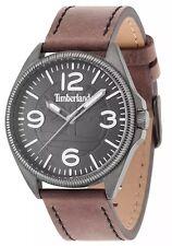 Timberland Men's 94502 Quartz Watch With Black Dial Analogue Display