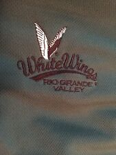 Rio Grande Valley WhiteWings Green Large Golf Shirt Green HARLINGEN