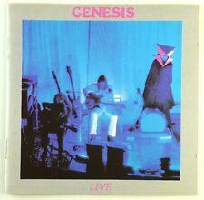 CD - Genesis - Live - A4624