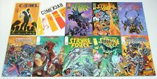 125 Image Comics - wholesale lot no duplication - cyberforce deathblow gen13