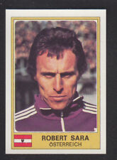 Panini - Euro Football 76/77 - # 221 Robert Sara - Osterreich