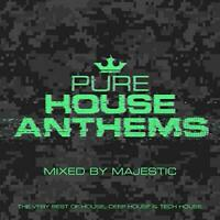 Pure House Anthems - Mixed By Majestic - Various Artists (NEW 3CD)