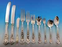 Edgewood by International Sterling Silver Flatware Set for 8 Service 89pc Dinner