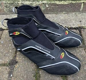 Northwave Mostrina Winter Road Boots.