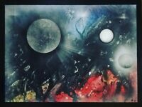 """""""Universe"""" Œuvre originale de Audrey Granjeaud."""