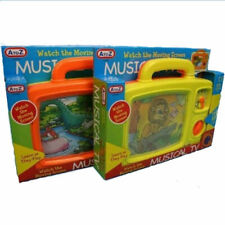 Baby Toddler Wind Up Musical Tv Activity Toy Brand New In Retail Box 12 Months +