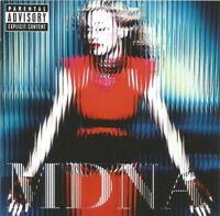 Madonna - MDNA 2012 CD album