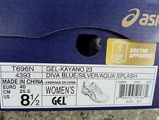 Asics Gel-Kayano 23 Women size 8.5 NEW in BOX No Reserve NIB