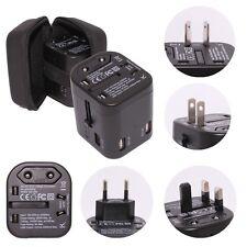 Original Traveler Charger Universal Wall Adapter AC Power US AUS UK EU 4500mah 2
