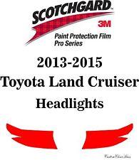 3M Scotchgard Paint Protection Film Pro Series 2013 - 2015 Toyota Land Cruiser