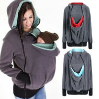 New Baby Carrier Coat Jacket Hoodie Jumper Kangaroo Maternity Outerwear Coats
