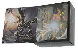 New Square Enix DC Comics Variant Play Arts Action Figure Kai No. 10 Hawkman Toy