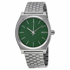 Adult Casual Nixon Time Teller Round Watches