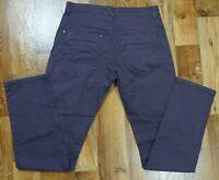 ✔️ Men's ANTONY MORATO SUPER SKINNY BARZINI Stretch Jeans Purple Size 48 W30 L